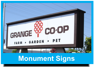 monuments signs medford oregon
