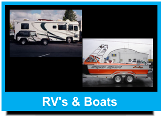 rv boat graphic medford oregon