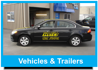 vehicle graphics medford oregon